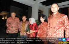 Wapres JK Bersilaturahmi ke Rumah SBY, Bahas Pilpres? - JPNN.com