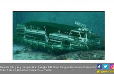 BNPB: Foto KM Sinar Bangun di Dasar Danau Hoaks - JPNN.com