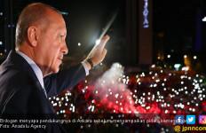 Menang Pemilu, Erdogan Berjanji Basmi Dua Kelompok Ini - JPNN.com