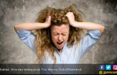 Stres Bisa Menurunkan Kualitas Kesehatan Mata? - JPNN.com