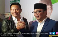 Jaga Tradisi Baik, Kang Hasan Langsung Dukung Ridwan Kamil - JPNN.com