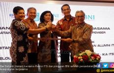 Sinergi Lengkap antara BNI dan IKA ITS - JPNN.com