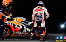 FP1 MotoGP Belanda: Marquez Paling Cepat, Lorenzo Kecelakaan - JPNN.com