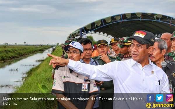 Kementan Buat Teknologi Sulap Rawa jadi Lahan Pertanian - JPNN.com