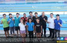 PRSI Target Raih Banyak Medali di SEA Age Group 2018 - JPNN.com