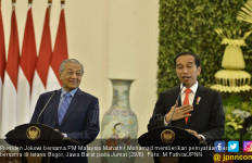 Sambangi Mahathir, Jokowi Pengin Bahas Diskriminasi Minyak Sawit - JPNN.com
