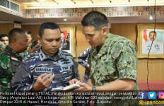 Tiba di Hawaii, Dua KRI Siap Ikut Peperangan Maritim - JPNN.com