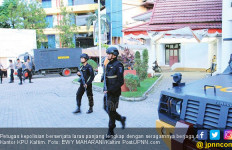 Website KPU Diretas, Pemenang Pilgub Berubah, Polisi Siaga - JPNN.com