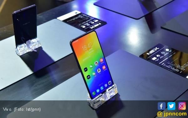 Kiprah Vivo Hadirkan Inovasi Kamera Canggih di Ponsel - JPNN.com