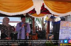 Nono Sampono Menyerukan untuk Rekonsiliasi Usai Pilkada - JPNN.com