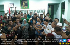 Tim Sukses Ade Yasin dan Iwan Klaim Menang di Pilkada Bogor - JPNN.com