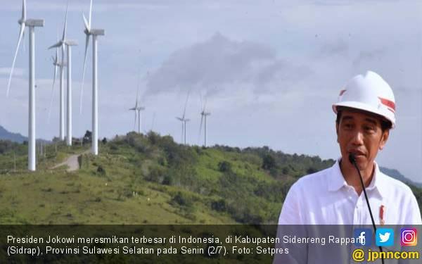 Pilpres 2019: Jokowi Merajai Luar Jawa - JPNN.com