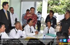 BNP2TKI Lepas 382 PMI ke Korsel, Gaji Rp 30 Juta per Bulan - JPNN.com