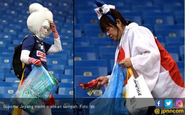 Luar Biasa! Ini yang Terjadi Usai Jepang Kalah dari Belgia - JPNN.com