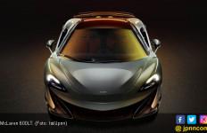 Mahar Rp 3,494 Miliar Tebus Kebuasan McLaren 600LT - JPNN.com