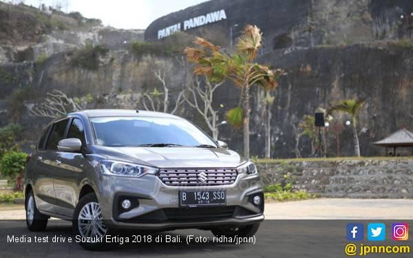 Test Drive Suzuki Ertiga 2018 di Bali: Uji Performa (Bag.1) - JPNN.com