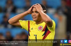 2 Pemain Kolombia yang Gagal Penalti Diancam Bakal Dibunuh - JPNN.com