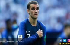 Uruguay vs Prancis = Griezmann vs Ayah Baptis Putrinya - JPNN.com