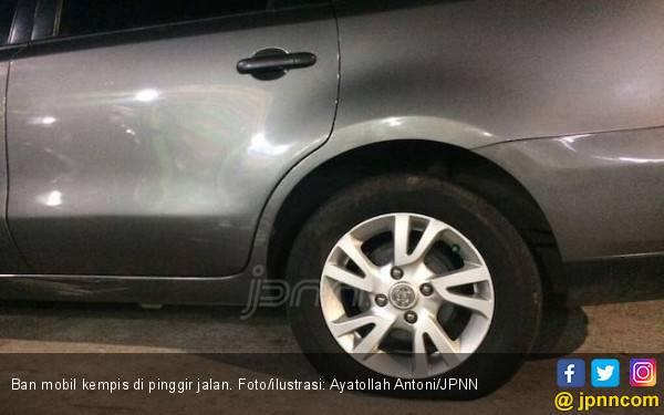 Pecah Ban Saat di Jalan Tol, Perhatikan Hal Ini - JPNN.com