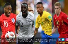 Klub Mana jadi Penguasa Perempat Final Piala Dunia 2018? - JPNN.com