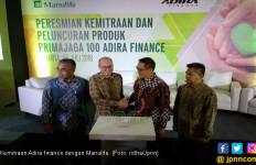 Asuransi Jiwa Manulife Sasar 3 Juta Nasabah Adira Finance - JPNN.com
