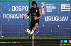 Jelang Bentrok Vs Prancis, Uruguay Rahasiakan Kondisi Cavani - JPNN.com