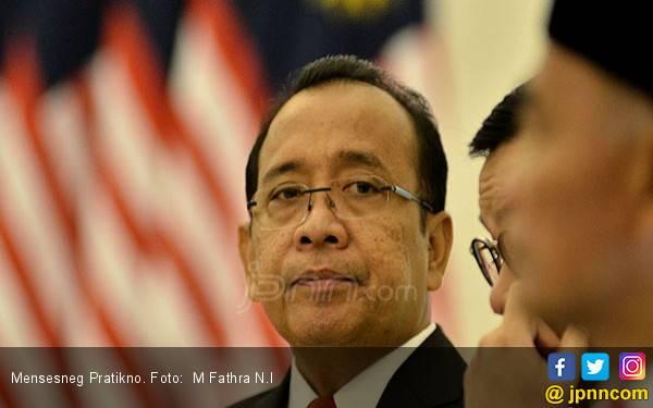 Pak Pratikno dan Dua Petinggi BUMN Juga Dipanggil Menghadap Jokowi - JPNN.com