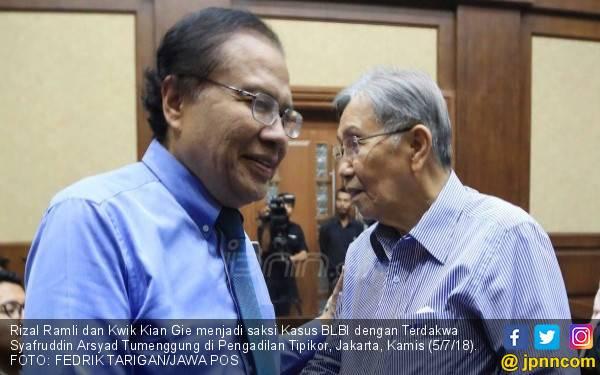 Sering Dicuekin, Rizal Ramli Minta Rakyat Tinggalkan Jokowi - JPNN.com