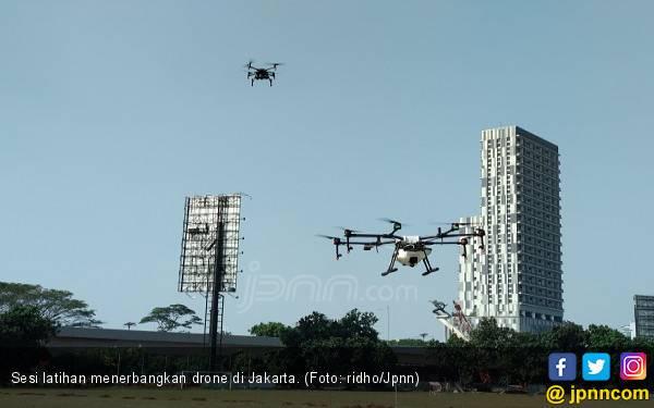 Drone Asing Temuan Nelayan Tenggel Harus Diteliti - JPNN.com