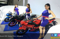 Terpotong Libur Lebaran, Jualan Motor Suzuki Masih Moncer - JPNN.com