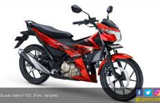 Kata Suzuki soal Popularitas Satria F150 - JPNN.com