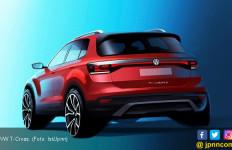 T-Cross, Koleksi Baru Volkswagen untuk SUV Perkotaan - JPNN.com
