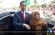 Menurut Mbak Titi, Honorer K2 Tetap Cinta Presiden Jokowi - JPNN.com