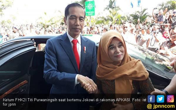 Honorer K2 Pengin Curhat Langsung ke Presiden Jokowi, Biar Jelas - JPNN.com