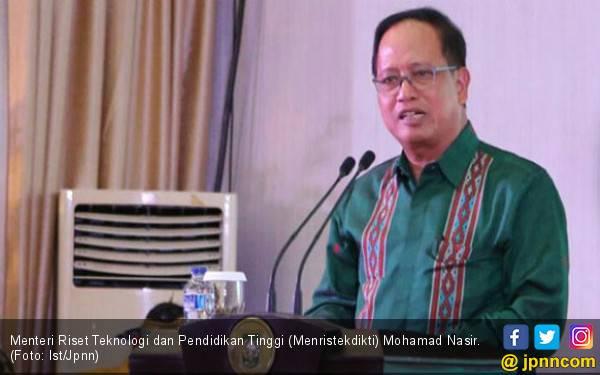 Menteri Nasir Yakin Indonesia Bisa Kejar Malaysia - JPNN.com