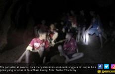 Terjebak 17 Hari di Gua, Bagaimana Tim Moo Pa Bisa Selamat? - JPNN.com