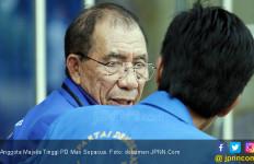 Bang Max Tak Mau jika Partai Pak SBY Jadi Pendukung Pemerintahan Jokowi - JPNN.com