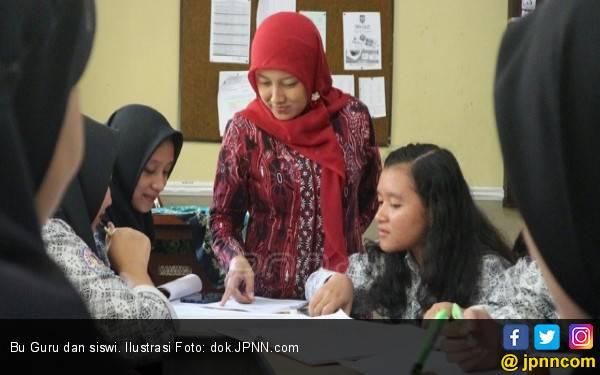 Guru Tenaga Kontrak Terancam Tidak Gajian Tahun Depan - JPNN.com