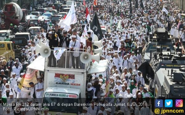 Alumni 212 Yakin Umat Islam Tak Terpengaruh Manuver TGB - JPNN.com