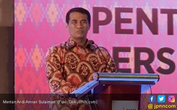 Anggota DPD Sebut Amran Artis bagi Petani - JPNN.com