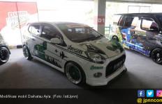 Modifikasi Mobil Daihatsu Mewabah di Bali - JPNN.com