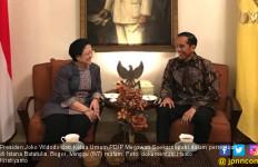 Gestur Bu Mega dan Pak Jokowi Samsam Sreg Soal Cawapres - JPNN.com