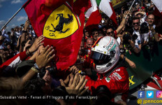 F1 Inggris: Ferrari 'Kepung' Mercedes - JPNN.com
