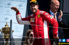 Vettel Legawa Masih di Bawah Schumacher dalam Daftar Pembalap Terbaik F1 - JPNN.com
