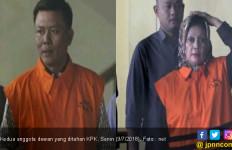 2 Mantan Anggota DPRD Sumut Dijebloskan ke Rutan Cabang KPK - JPNN.com