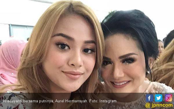 Gegara Ini, Krisdayanti Diprotes Aurel Hermansyah - JPNN.com