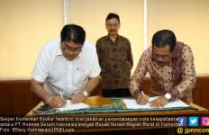 Kementan Fasilitasi Pembangunan Pabrik Gula di Seram Barat - JPNN.com