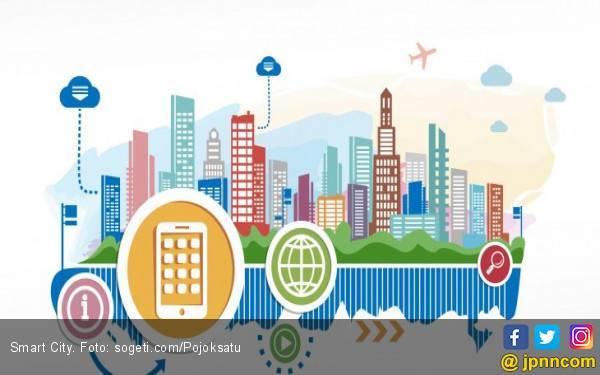 Salah Kaprah Kepala Daerah soal Smart City, Kurang Cerdas - JPNN.com