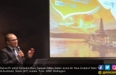 Optimisme Tantowi Dongkrak Angka Kunjungan Turis Negeri Kiwi - JPNN.com