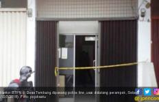 Polisi Sebut Wajah Pelaku Perampokan BTPN tak Jelas di CCTV - JPNN.com